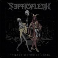 SEPTICFLESH - Infernus Sinfonica MMXIX [2CD+BLURAY] (BOXCD)