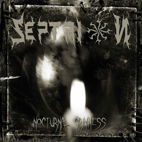 SEPTRION - Nocturnal Grimness (CD)