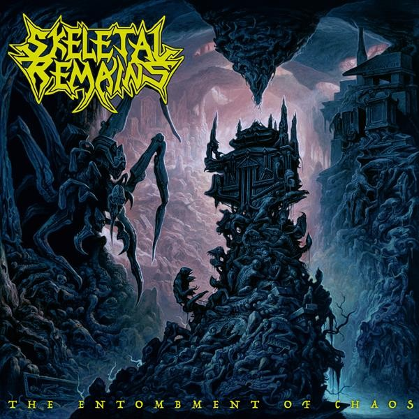 SKELETAL REMAINS - The Entombment Of Chaos (DIGI)