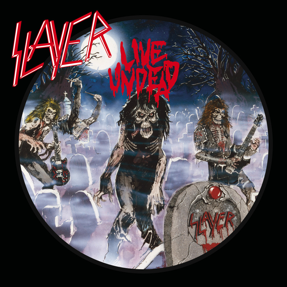 SLAYER - Live Undead (CD)