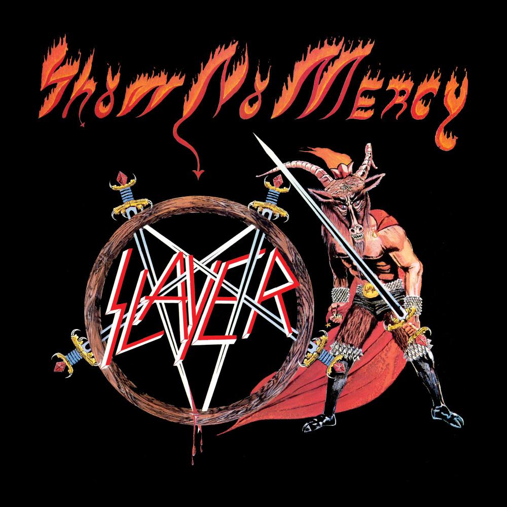 SLAYER - Show No Mercy (CD)