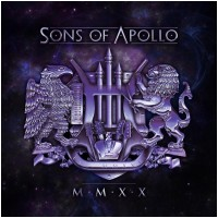SONS OF APOLLO - MMXX [MEDIABOOK] (DCD)