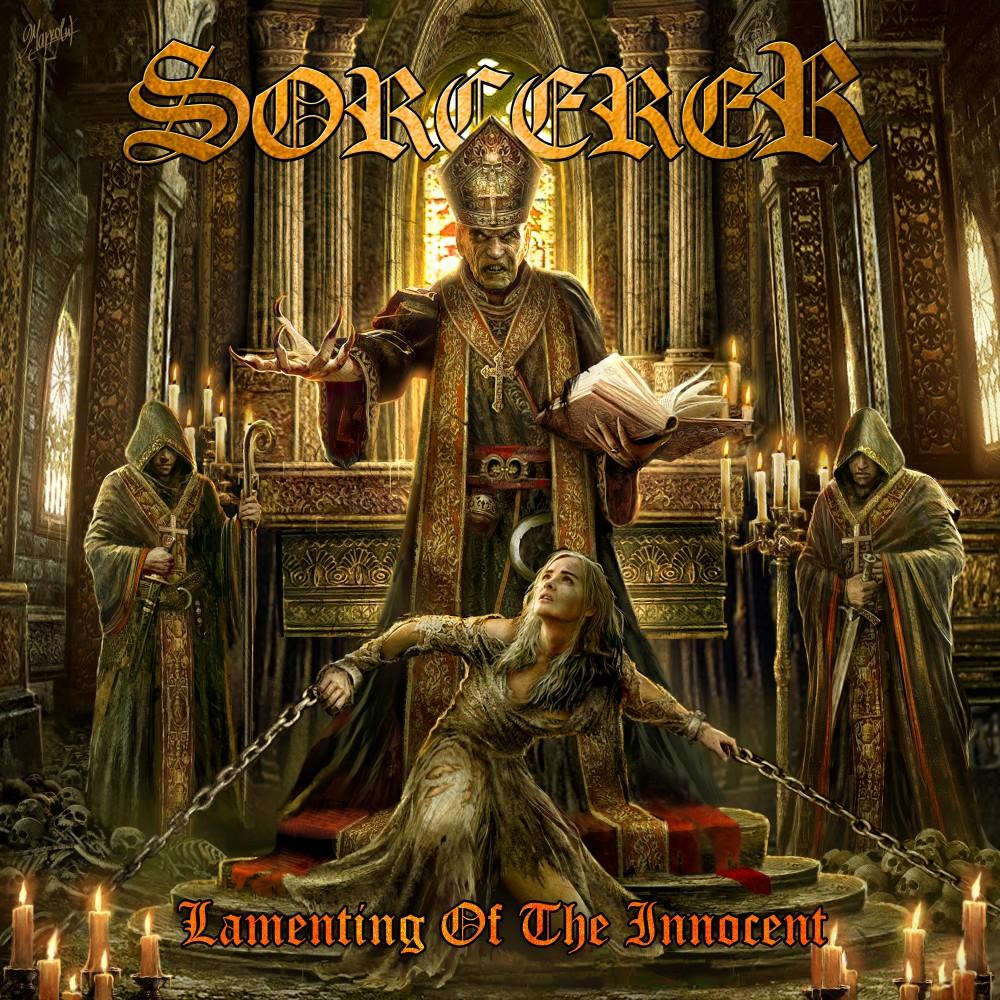 SORCERER - Lamenting Of The Innocent (DIGI)