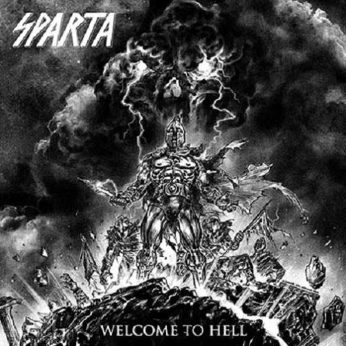 SPARTA (UK) - Welcome To Hell (CD)