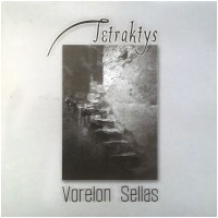 TETRAKTYS - Voreion Sellas (CD)