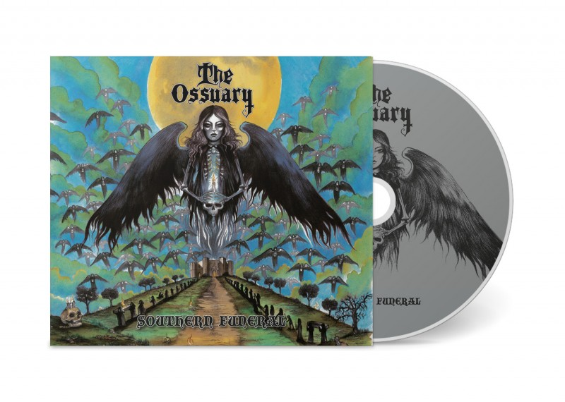 THE OSSUARY - Southern Funeral (DIGI)