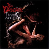 THY DISEASE - Devilish Act Of Creation (CD)