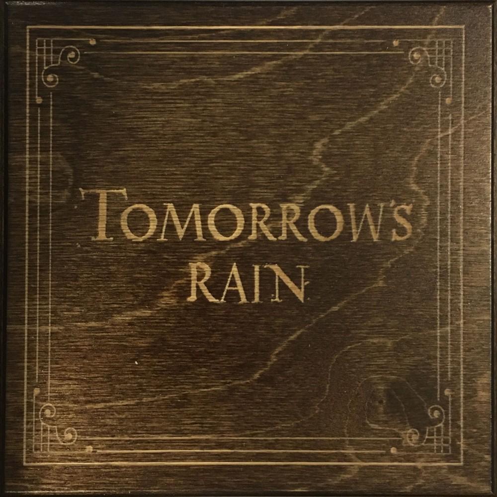 TOMORROW'S RAIN - Hollow [WOODEN BOX] (BOXCD)