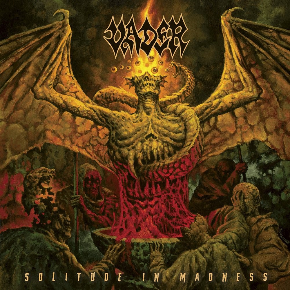 VADER - Solitude in madness (CD)