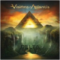 VISIONS OF ATLANTIS - Delta (CD)