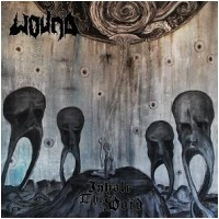 WOUND - Inhale The Void (CD)