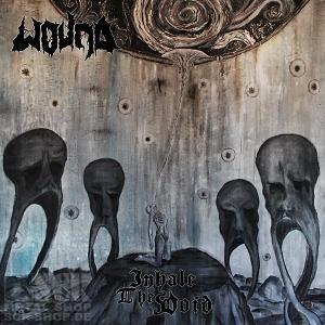 WOUND - Inhale The Void (CD)