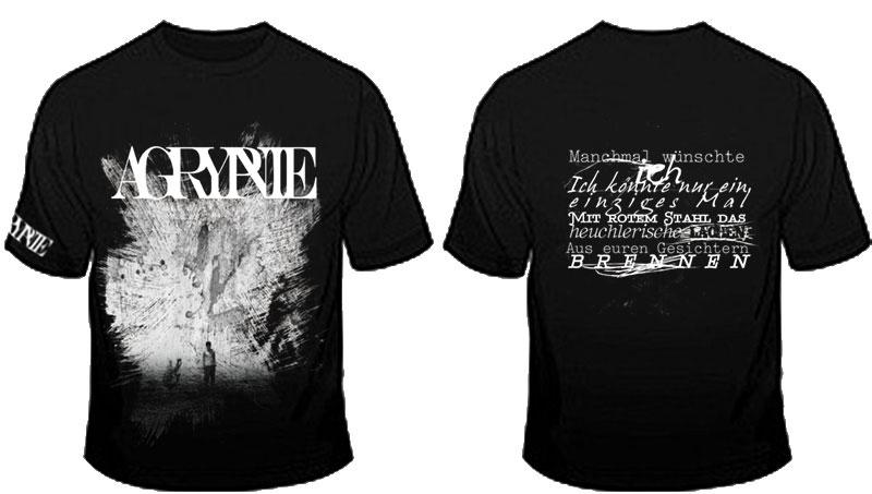 AGRYPNIE - 16[485] TS  (T-Shirt L)