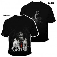 AGRYPNIE - Asche TS (T-Shirt S)
