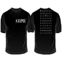 AGRYPNIE - Exit TS (T-Shirt M)