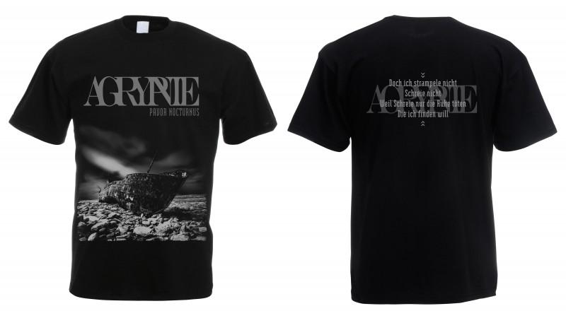AGRYPNIE - Pavor Nocturnus T-Shirt (TS-M)