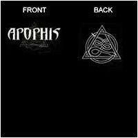 APOPHIS - Logo (T-Shirt L)