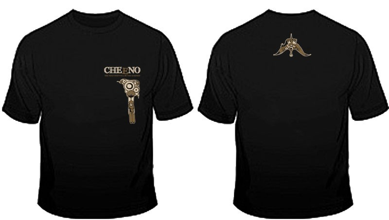 CHEENO - The Next Step Will Be The Hardest TS (T-Shirt XL)