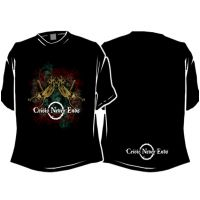 CRISIS NEVER ENDS - Angel TS (T-Shirt L)