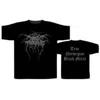 DARKTHRONE - True norwegian Black Metal (TS XL)
