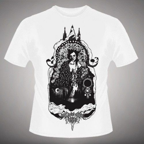 DER WEG EINER FREIHEIT - Stellar White Shirt (TS-M)