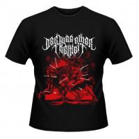 DER WEG EINER FREIHEIT - Wolfman Black Shirt (TS-XXL)