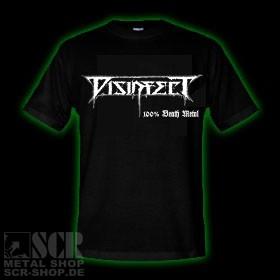 DISINFECT - 100% Death Metal (TS-L)