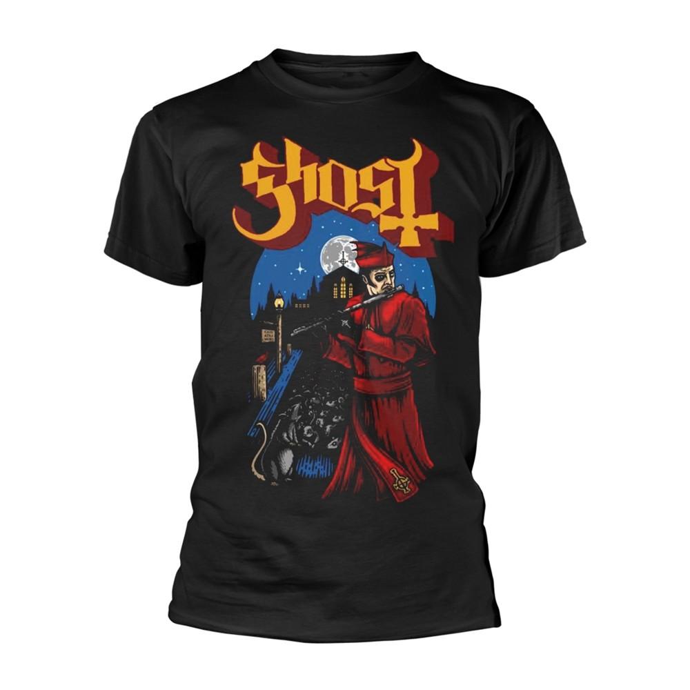 GHOST - Advancing Pied Piper Shirt (TS-L)