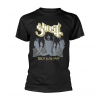 GHOST - Black To The Future Shirt (TS-M)