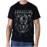 HERETOIR - Cultists T-Shirt (TS-M)