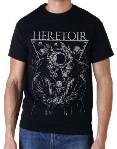 HERETOIR - Cultists T-Shirt (TS-XXL)