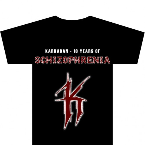 KARKADAN - 10 Years of Schizophrenia (Girlie L)