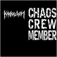 KARKADAN - Chaos Crew Member (T-Shirt M)