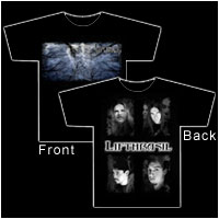 LIFTHRASIL - Vor dem Sturm (T-Shirt XL)