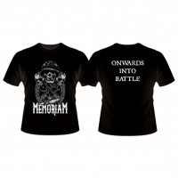 MEMORIAM - Onwards Into Battle Shirt (TS-L)