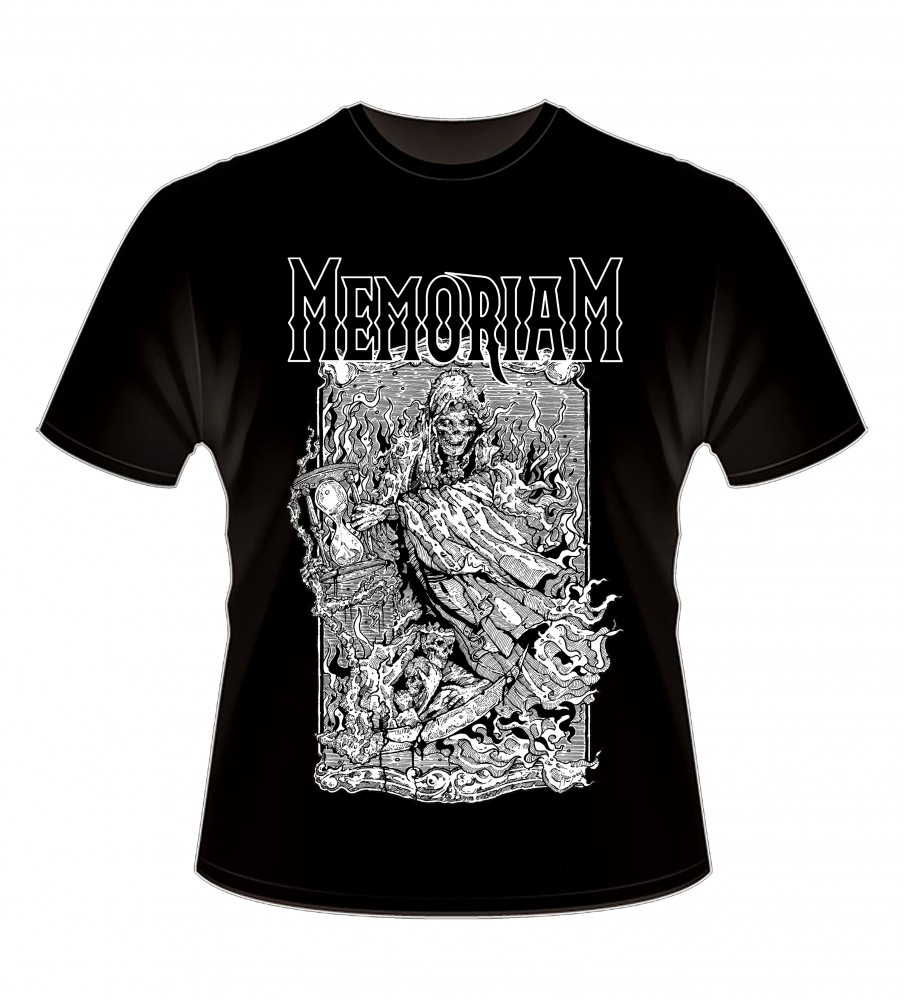 MEMORIAM - Reaper Shirt (TS-XL)