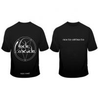 NOCTE OBDUCTA - Abschied TS (T-Shirt XL)