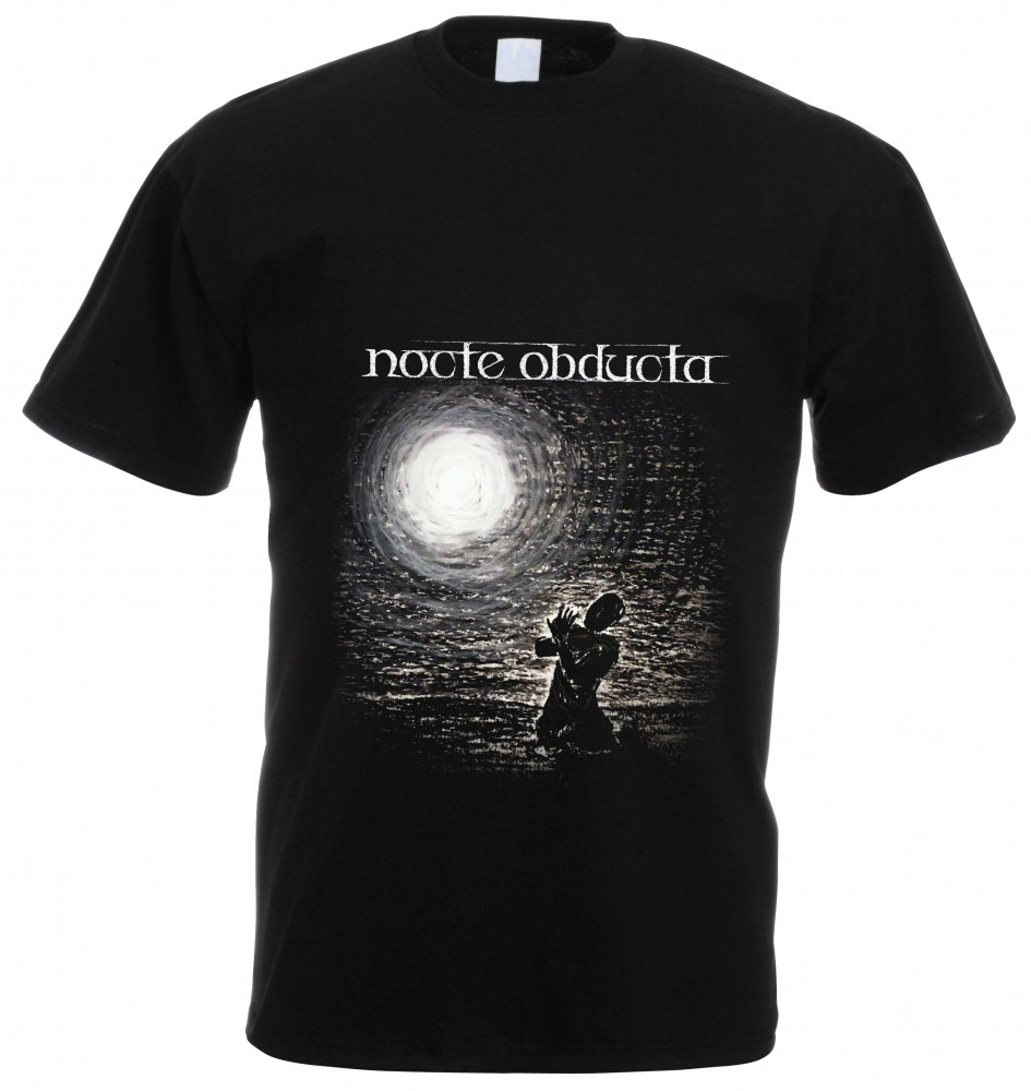 NOCTE OBDUCTA - Irrlicht Cover T-Shirt (TS-XL)