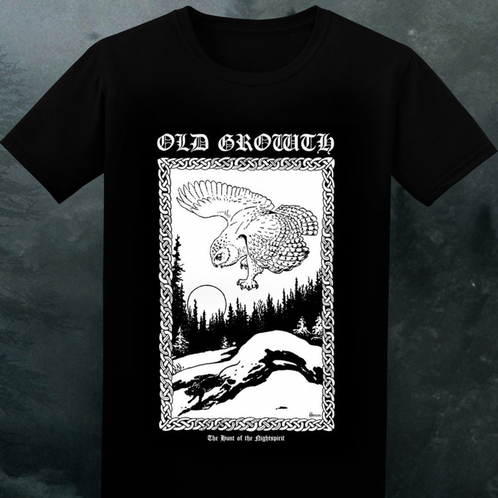 OLD GROWTH - Nightspirit Shirt (TS-M)