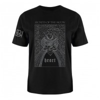 SECRETS OF THE MOON - Heart T-Shirt (TS-L)