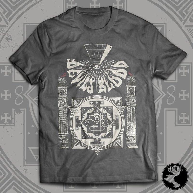 THE DEVIL'S BLOOD - Sigil Black Shirt (TS-XXL)