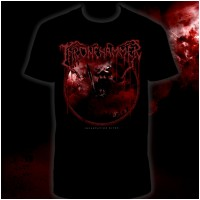 THRONEHAMMER - Incantation Rites Shirt (TS-L)