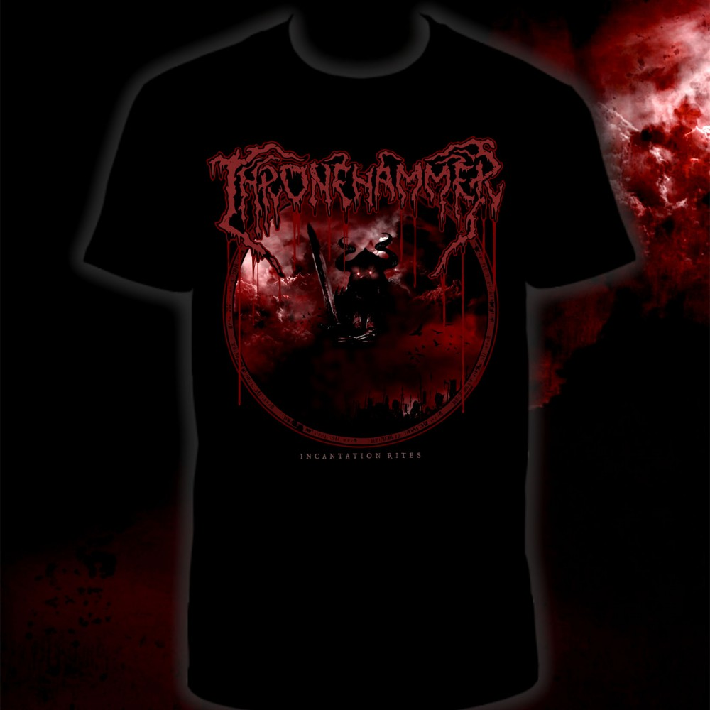 THRONEHAMMER - Incantation Rites Shirt (TS-XXL)