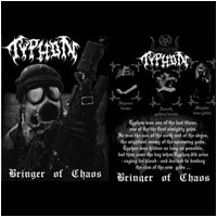 TYPHON - Bringer of chaos (T-Shirt M)