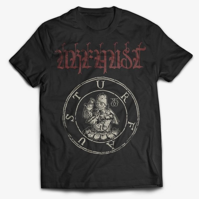 URFAUST - Alchimist T-Shirt (TS-L)