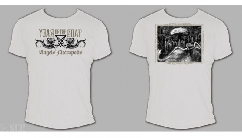 YEAR OF THE GOAT - Angel's Necropolis [white] (TS-L)