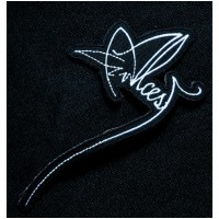 ALCEST - Old Logo (PATCH)