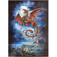 ALCHEMY - The Whitby Wym Dragon [PP0241] (POSTER)