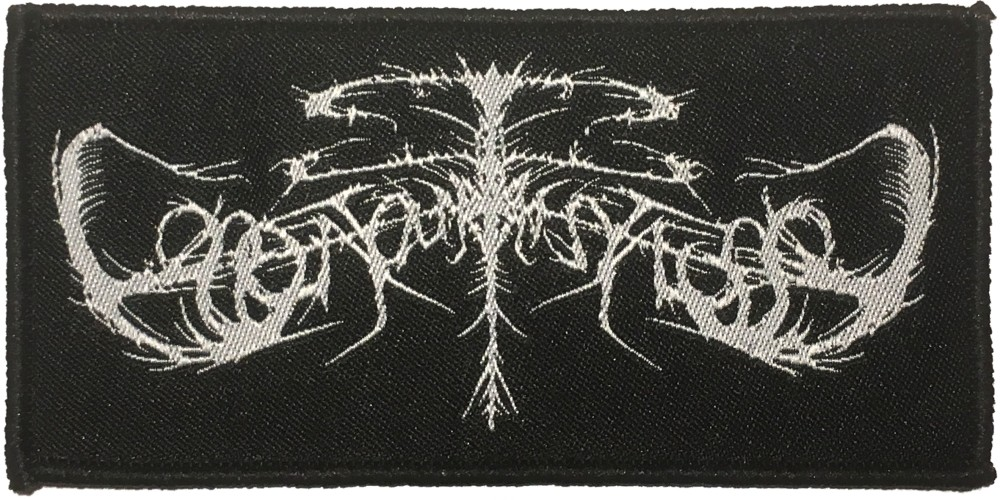 BONJOUR TRISTESSE - Logo [BIG] (PATCH)