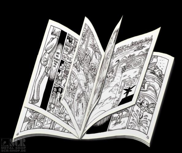 CHEENO - 2 Face Macy [Comic Book] (BOOK)